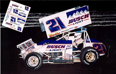 CD_DSC_012 #21 Fred Rahmer     1:24 Scale Decals