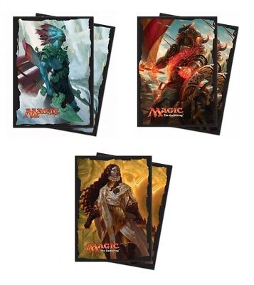 80 Rivals of Ixalan Magic MtG Sleeves - Ultra Pro (66x91mm) Hüllen für TCG