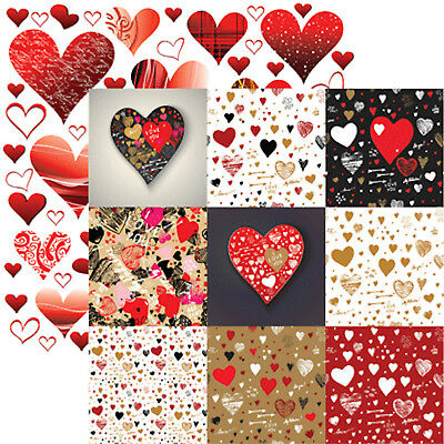 Reminisce BREAKFAST TRADITION 12x12 Dbl-Sided Scrapbooking Paper 2pc