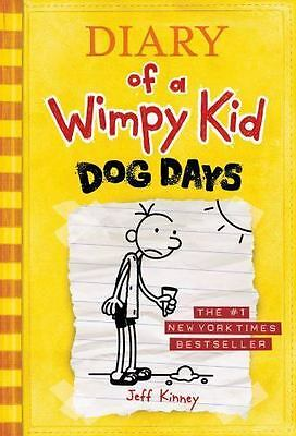Diary of a wimpy kid do it yourself book 386 picclick dog days diary of a wimpy kid book 4 solutioingenieria Images