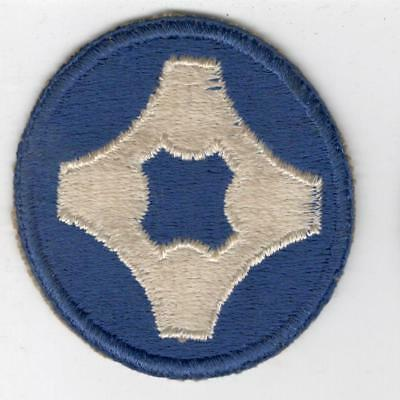 WW 2 US Army 4th Service Command Patch Inv# Y499