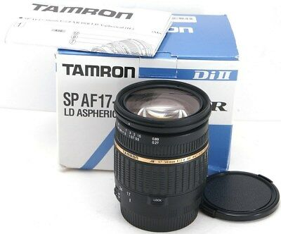 Tamron SP AF17-50mm F/2.8 XR DI LD Aspherical [IF] Lens For Canon