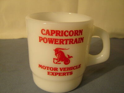 Vintage Galaxy Capricorn Powertrain Motor Vehicle Experts Mug