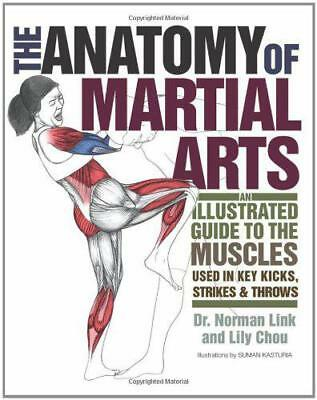 Anatomy of Martial Arts by Lily Chou | Paperback Book | 9781569757871 | NEW