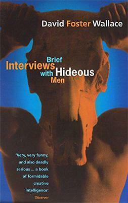 Brief Interviews With Hideous Men by David Foster Wallace | Paperback Book | 978
