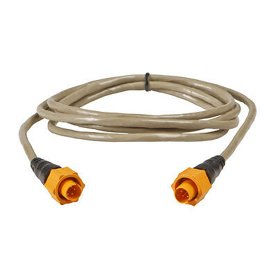 Lowrance 6ft 5-pin Ethernet Network Extension/Crossover Cable ETHEXT-6YL 127-51