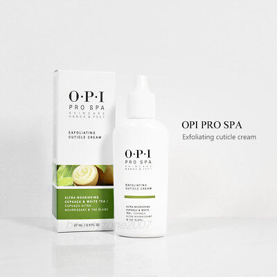OPI Pro Spa Exfoliating Cuticle Cream 0.9oz