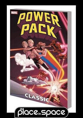 Power Pack Classic Vol 01 New Ptg - Softcover