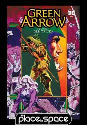 Green Arrow 09 Old Tricks - Softcover
