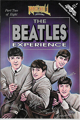 Rock n Roll Comics THE BEATLES EXPERIENCE Part 2 of 8 - NEAR MINT 1ST PRINT