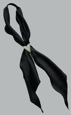 NEW! Western Scarf Tie - Black