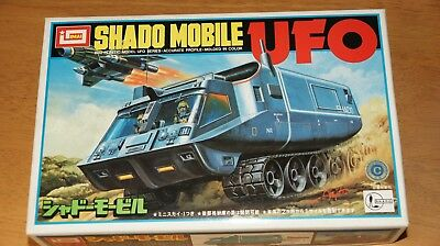 IMAI UFO Shado Mobile (S.H.A.D.O) Gerry Anderson  Model  (Parts Sealed) B-1242.