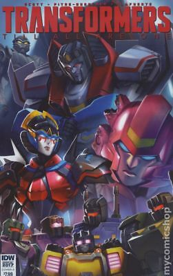 Transformers Till All Are One Annual (IDW) 1A 2017 NM