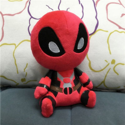 NEW 8'' FUNKO MOPEEZ Marvel Deadpool PLUSH DOLL ACTION FIGURE FASHION TOYS