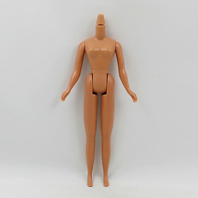 """[PF] 12"""" Takara Neo Blythe Doll Nude 7 Joint Tanned Skin For Diy"""