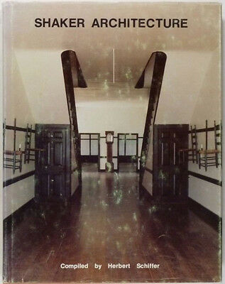Shaker Furniture & Interiors & Architecture etc - Many On-Site Photographs