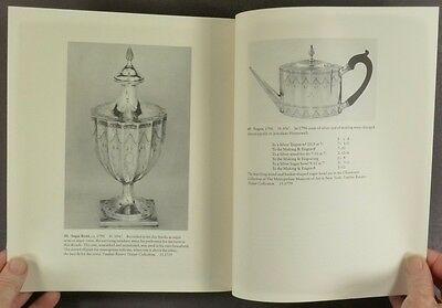 Antique American Silver by Paul Revere - Boston Museum Exhibition Catalog