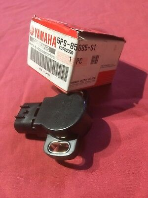 OEM YAMAHA Throttle Sensor XT600X FJR1300 VStar 1300 5PS-85885-01