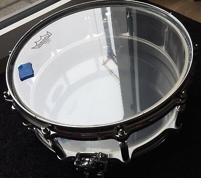 "PEARL DRUMS - CRYSTAL BEAT FREE FLOATING SNARE DRUM - 14""x6,5"""