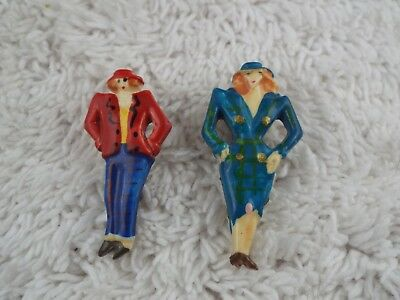 2 pc Fashion Pin Head Women Pins (A25)