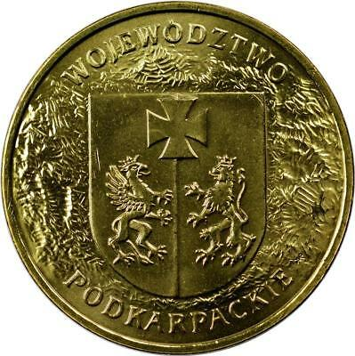 Poland - 2 Zlote - 2004 - Podkarpackie Province - Unc