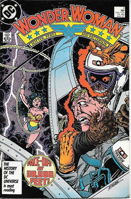 Wonder Woman Comic Book #2 DC Comics 1987 FINE