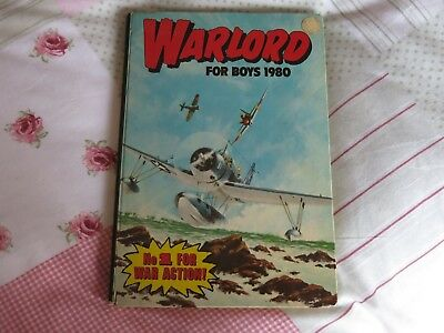 Warlord For Boys 1980