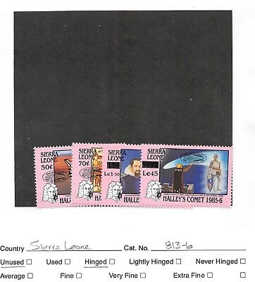 Lot of 47 Sierra Leone MNH Mint Never Hinged Stamps #109056 X R
