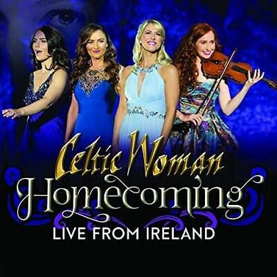 Celtic Woman - Homecoming - Live From Ireland [New CD] With DVD, Deluxe Edition