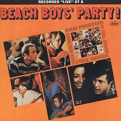 The Beach Boys - Party/Stack-O-Tracks [New CD] Germany - Import