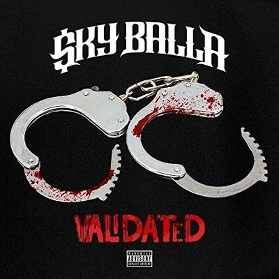 Sky Baller - Validated [New CD] Explicit, Digipack Packaging