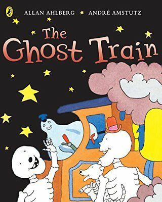 The Ghost Train (Funnybones) by Allan Ahlberg | Paperback Book | 9780140566819 |