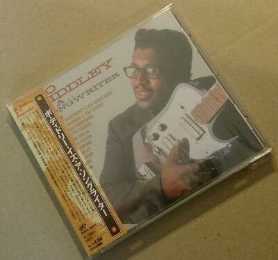◆Fs◆Va Buddy Holly+++「Bo Diddley Is A Songwriter」Japan Rare Cd New◆Msig-0651