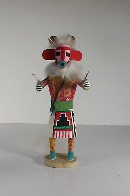Navajo  Kachina Pink Heheyas Doll Small Free Shipping!!!