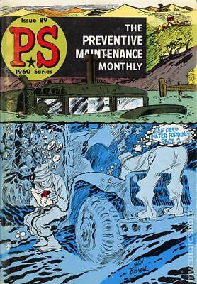 PS The Preventive Maintenance Monthly #89 1960 FN 6.0