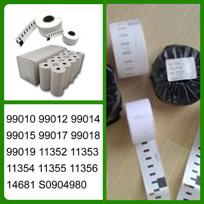 Dymo Labelwriter / Seiko Compatible Thermal Address Labels Rolls FREE DELIVERY