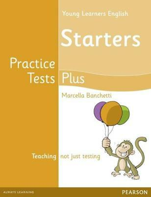 Young Learners English Starters Practice Tests Plus Students ... 9781408296615