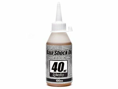 1/5 Baja Shock Oil 40wt by HPI Z147 for most RC with Petroleum based Oil Shocks