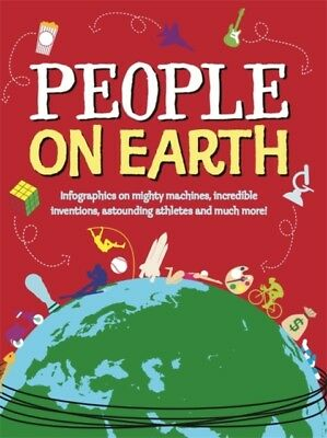 People on Earth: The World in Infographics (Paperback), Richards,...
