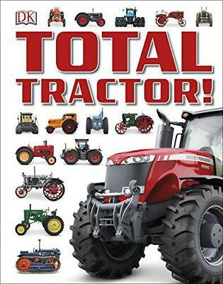 Total Tractor (Dk) by Dk | Hardcover Book | 9781409347989 | NEW