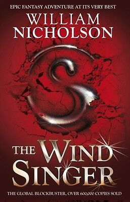The Wind Singer (The Wind on Fire Trilogy) (Paperback), Nicholson. 9781405239691