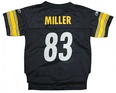 e4b6d3c9d ... nike pittsburgh steelers 83 c9fe2 97d9d  best price heath miller  pittsburgh steelers reebok nfl toddler onfield home replica jersey 01d8d  a837f