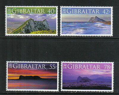 Gibraltar 2007 Local Landscapes--Attractive Topical (1104-07) MNH