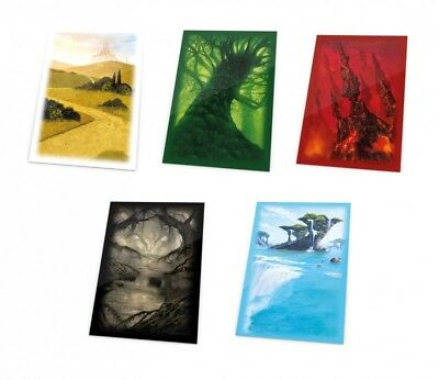 Ultimate Guard Kartenhüllen - Lands Edition (80 Hüllen) Sleeves für TCG Karten