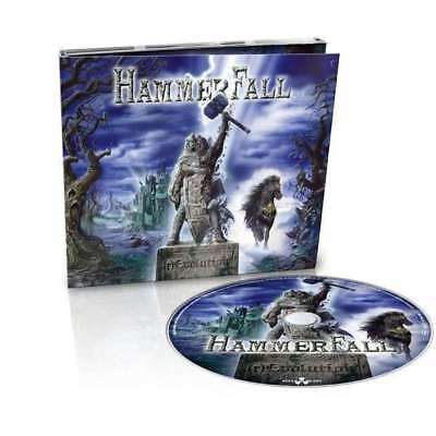 Hammerfall - (r)evolution (Limited Edition) NEW CD DIGIPACK