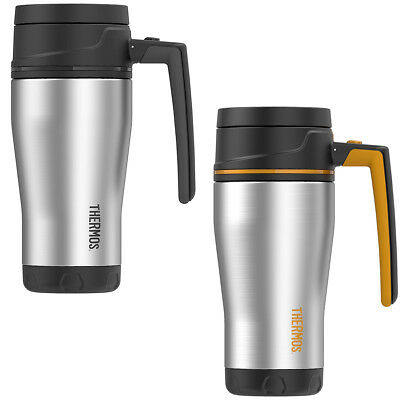 Thermos 16 oz. Element5 Vacuum Insulated Stainless Steel Travel Mug with Handle