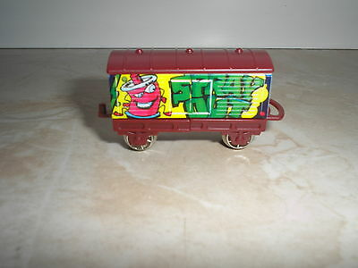 ‹(•¿•)› ~ WAGGON SPRAY OUT ~ GRAFFITI ZUG von 1999 ~ Ü-EI ~~