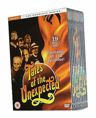 Tales of the Unexpected - The Complete Series [DVD], DVD | 5027626273347 | New