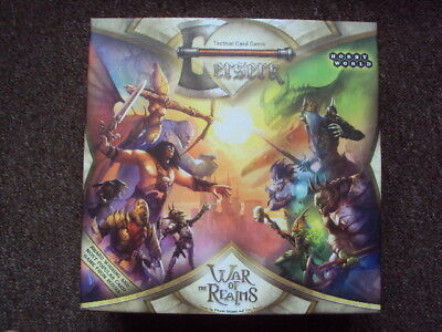 Berserk War Of The Realms Card / Board Game Unplayed  Free Uk P&P