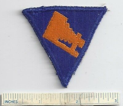 WW2 US Patch ARMY AIR FORCE - PHOTOGRAPHY SPECIALIST - USAAF Shoulder WWII USA